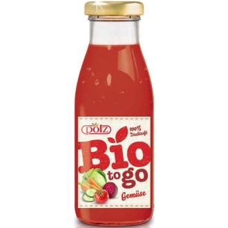 ПОЛЗ БИО Зеленчуков коктейл 250мл | POLZ BIO To go Vegetable cocktail 250ml