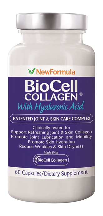 БИОСЕЛ КОЛАГЕН 500мг капсули 60бр. НЮ ФОРМУЛА | BIOCELL COLLAGEN 500mg caps 60s NEW FORMULA