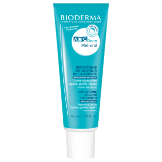 БИОДЕРМА АБЦ ДЕРМ Пери-орал 40мл | BIODERMA ABCDerm Péri-oral 40ml