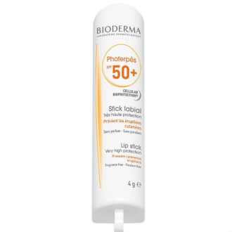БИОДЕРМА ФОТОДЕРМ Макс фотерпес стик за устниSPF50+ 4гр | BIODERMA PHOTODERM Max photerpes lip stick SPF50+ 4g