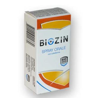 БИОЗИН Спрей за гърло х 30мл БИОШИЛД | BIOZIN Oral spray x 30ml BIOSHIELD