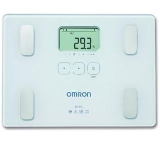 ОМРОН Везна и уред за измерване на мастни натрупвания BF212 | OMRON Body comp monitor BF212