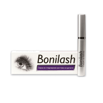 БОНИЛАШ Серум за стимулиране растежа на миглите х 3мл НАТУРПРОДУКТ | BONILASH Lashes serum x 3ml NATURPRODUKT