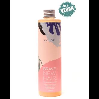 БРЕЙВ НЮ ХЕЪР КОЛОР Шампоан за боядисана коса 250мл | BRAVE NEW HAIR COLOR Shampoo for colored hair 250ml