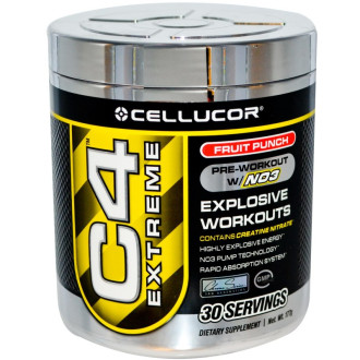 C4 30 ДОЗИ прах 180г ЦЕЛУКОР | C4 30 SERVINGS pwd 180g CELLUCOR