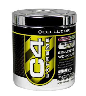 C4 60 ДОЗИ прах 360г ЦЕЛУКОР | C4 60 SERVINGS pwd 360g CELLUCOR
