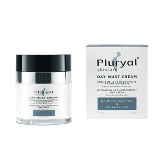 ПЛУРИАЛ Хидратиращ и антиоксидантен дневен крем 50мл | PLURYAL Day must cream 50ml