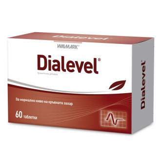 ДИАЛЕВЪЛ таблетки 60бр. ВАЛМАРК | DIALEVEL tabs 60s WALMARK