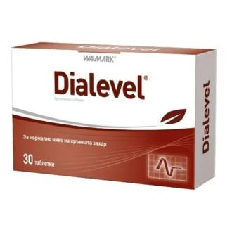 ДИАЛЕВЪЛ таблетки 30бр. ВАЛМАРК | DIALEVEL tabs 30s WALMARK