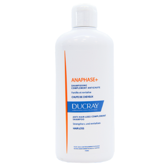 ДЮКРЕ АНАФАЗА+ Шампоан допълваща грижа против косопад 400мл | DUCRAY ANAPHASE+ Shampoo hairloss supplement 400ml