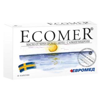 ЕКОМЕР капсули x 60бр   ECOMER caps x 60s