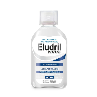 Вода за уста ЕЛУДРИЛ УАЙТ 500мл   Mouthwash ELUDRIL WHITE 500ml