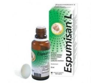 ЕСПУМИЗАН L 40мг. перорални капки, емулсия 30мл. | ESPUMISAN L 40mg oral drops, emulsion 30ml