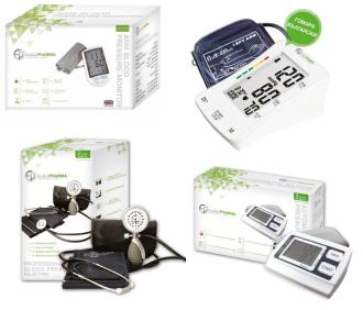 ЕВРОФАРМА Аксесоари за апарати за измерване на кръвно налягане   EUROPHARMA Blood pressure monitor accessories