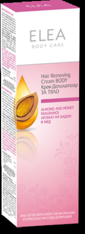 ЕЛЕА Крем депилатоар за тяло 120мл | ELEA Hair removing cream Body 120ml