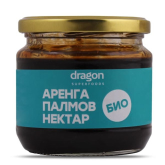 БИО Палмов нектар Аренга 400мл ДРАГОН СУПЕРФУУДС | BIO Palm nectar Arenga 400ml DRAGON SUPERFOODS