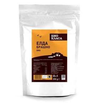 БИО Брашно от Елда 250гр БИО КЛАСА | BIO Buckwheat flour 250g BIO KLASA