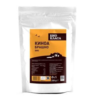 БИО Брашно от Киноа 250гр БИО КЛАСА | BIO Quinoa flour 250g BIO KLASA