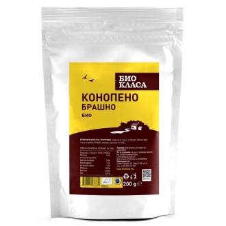 БИО Брашно от Коноп 250гр БИО КЛАСА | BIO Hemp flour 250g BIO KLASA