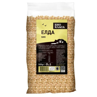 БИО Елда 500гр БИО КЛАСА | BIO Buckwheat 500g BIO KLASA