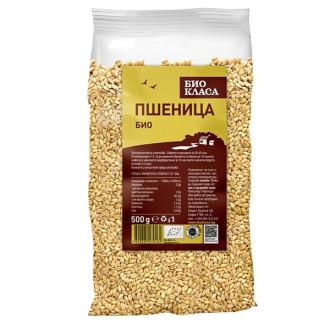 БИО Пшеница 500гр БИО КЛАСА | BIO Wheat 500g BIO KLASA