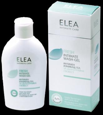 ЕЛЕА Интимен измивен гел Фреш 250мл | ELEA Intimate care Fresh 250ml