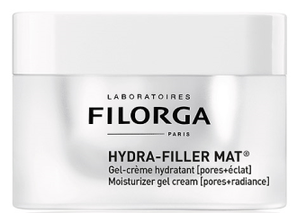 ФИЛОРГА Дневен хидратиращ гел крем за лице МАТ 50мл | FILORGA HYDRA FILLER MAT moisturizer gel cream 50ml