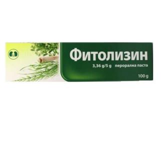 ФИТОЛИЗИН перорална паста 100гр. | FITOLIZYN oral paste 100g