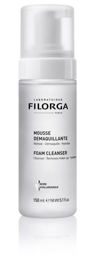 ФИЛОРГА Почистваща пяна с хиалуронова киселина 150мл |FILORGA Anti-ageing foam cleanser 150ml