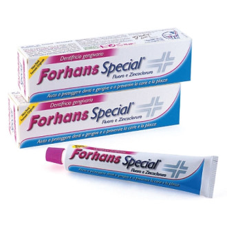 ФОРХАНС Паста за зъби Спешъл 75мл | FORHANS Toothpaste Special 75ml