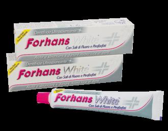 ФОРХАНС Избелваща паста за зъби Уайтенинг 75мл | FORHANS Toothpaste Whitening 75ml