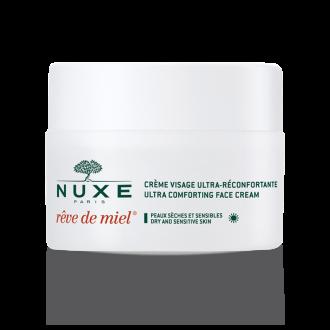 НУКС РЕВ ДЬО МИЕЛ Подхранващ дневен крем 50мл | NUXE REVE DE MIEL Ultra-comforting face cream 50ml