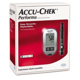Глюкомер Accu-Chek Performa | Glucometer Accu-Chek Performa