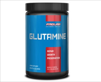 ГЛУТАМИН НА ПРАХ 300+100мг ПРОЛАБ | GLUTAMINE POWDER 300+100mg PROLAB
