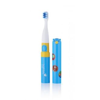 БРЪШ-БЕЙБИ  ГОУ-КИДС Електрическа четка за зъби 3+ 1бр.   BRUSH-BABY GO-KIDS Electrical toothbrush 3+ 1s