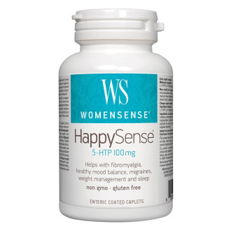 ХЕПИ СЕНС 100 мг. 60 бр. каплети УИМЕНСЕНС | HAPPY SENSE 100 mg. 60 caplets WOMENSENSE