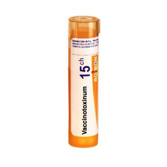 ВАКСИНОТОКСИНУМ 15CH гранули 4гр. БОАРОН | VACCINOTOXINUM 15CH pillules 4g BOIRON