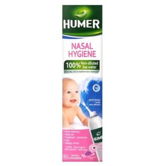 ХЮМЕР спрей за нос за бебета и деца 150мл | HUMER nasal spray infants and children 150ml