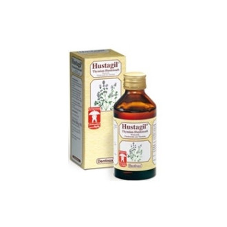 ХУСТАГИЛ сироп за кашлица от мащерка 150мл. | HUSTAGIL Thyme cough syrup 150ml