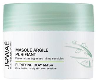 ЖОУЕЙ ПОЧИСТВАНЕ: СВЕЩЕН ЛОТОС Почистваща маска с глина 50мл. | JOWAÉ PURENESS: SACRED LOTUS Purifying Clay mask 50ml