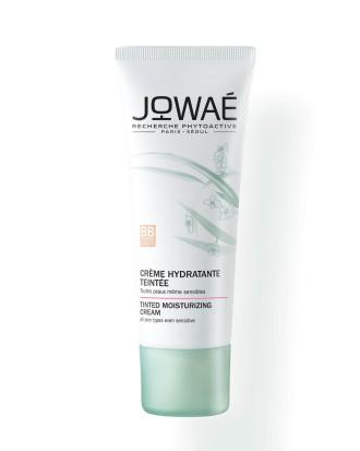 ЖОУЕЙ ХИДРАТАЦИЯ: ЦВЯТ ОТ САКУРА Тониран хидратиращ крем - светъл тон 30мл. | JOWAÉ HYDRATION: SAKURA BLOSSOM WATER Tinted moisturizing cream - Light 30ml