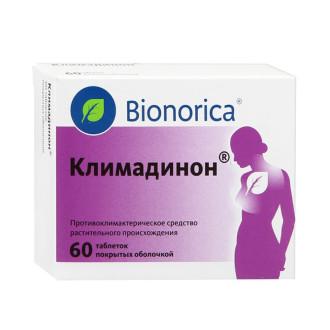 КЛИМАДИНОН филмирани таблетки 60бр. | KLIMADYNON film-coated tablets 60s