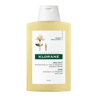 КЛОРАН Шампоан с восък от магнолия 400мл | KLORANE Shine shampoo with magnolia 400ml