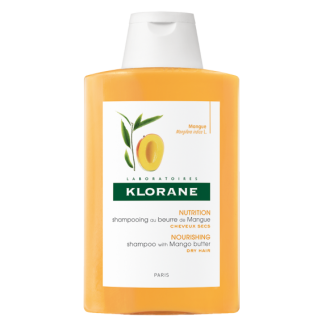 КЛОРАН Шампоан с масло от манго 200мл | KLORANE Shampoo with mango butter 200ml