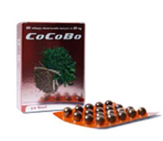 КОКОБО 50мг 60 твърди капсули ВЕЛЕВИ ФАРМА | COCOBO 50mg 60 hard gels VELEVI PHARMA