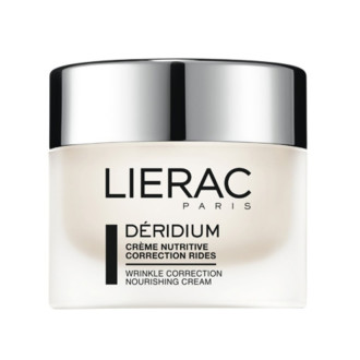 ЛИЕРАК ДЕРИДИУМ Противостареещ крем за суха кожа 50мл | LIERAC DERIDIUM Creme Nutritive 50ml