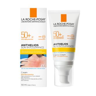 ЛА РОШ ПОЗЕ АНТЕЛИОС СЪН ИНТОЛЕРАНС Крем за лице за нетолерантна към слънцето кожа SPF50+ 50мл | LA ROCHE-POSAY ANTHELIOS SUN INTOLERANCE Face cream SPF50+ 50ml
