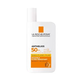 ЛА РОШ ПОЗЕ АНТЕЛИОС ШАКА Слънцезащитен ултра лек флуид SPF50 50мл | LA ROCHE-POSAY ANTHELIOS SHAKA Ultra-light non parfumed fluid SPF50 50ml