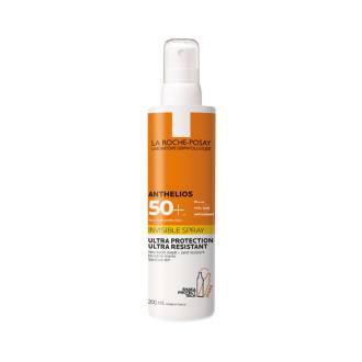 ЛА РОШ ПОЗЕ АНТЕЛИОС ШАКА Слънцезащитен спрей за тяло SPF50 x 200мл | LA ROCHE-POSAY ANTHELIOS SHAKA Body sun spray SPF50 x 200ml