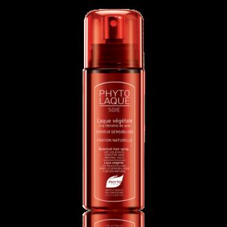 ФИТО ФИТОЛАК Лак за коса с копринени протеини 100мл | PHYTO PHYTOLAQUE SOIE Hair spray 100ml